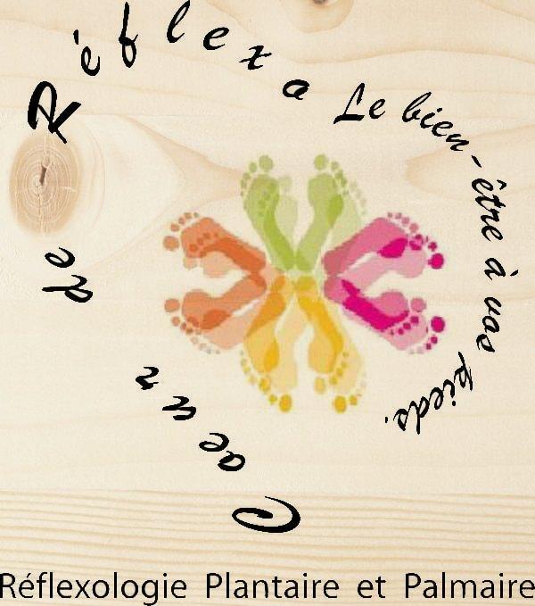 logo coeur de reflexo transparent