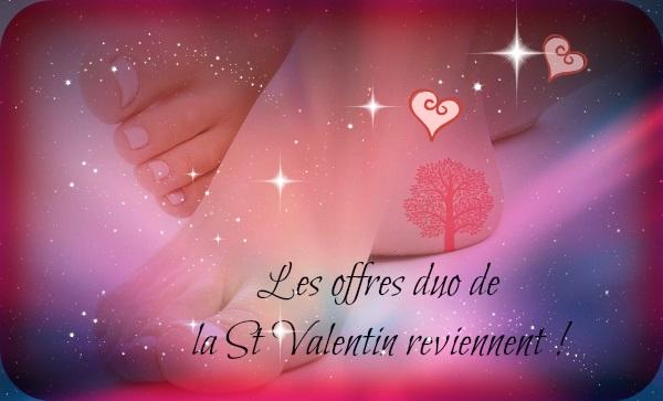 offre duo de la St Valentin chez Coeur de Réflexo Avignon
